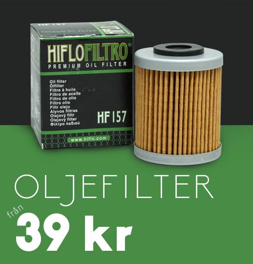 Billiga Hiflo oljefilter
