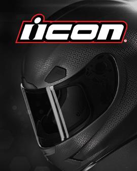 Integralhjälmar från ICON