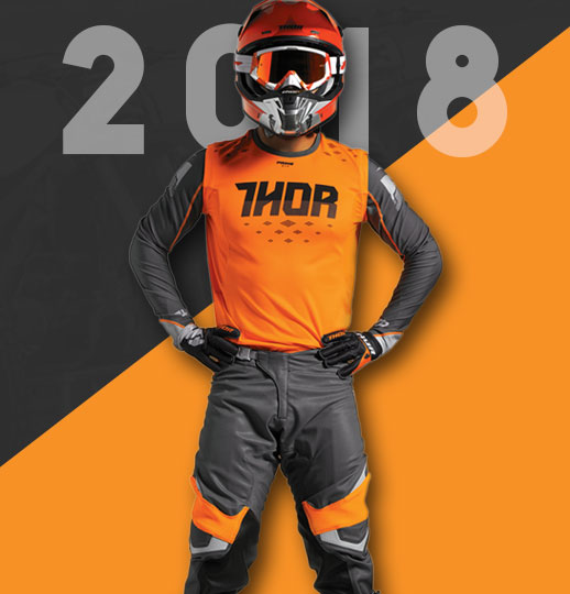 Thor 2018 crosskläder