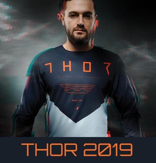 Thor 2019 crosskläder